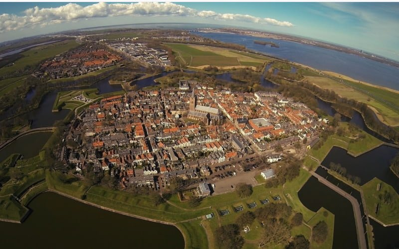What Is the netherlands Known For - Naarden