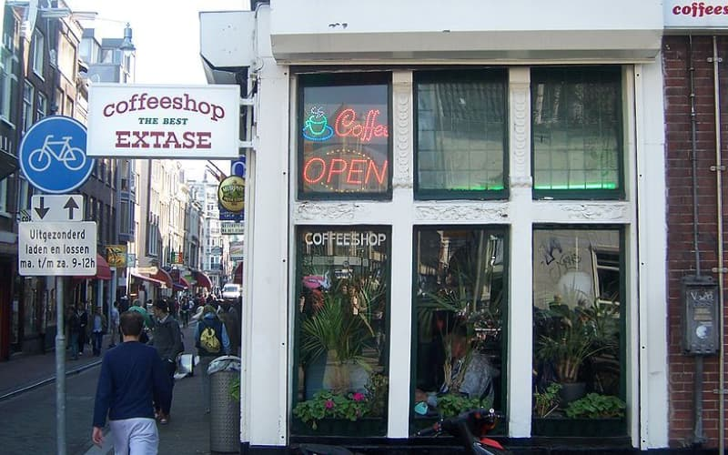 Coffeeshops in the Netherlands