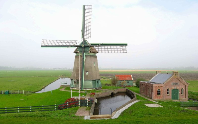 Is The Netherlands The Flattest Country In The World - Pic #1