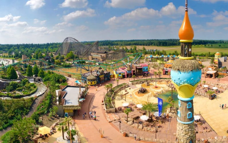 Best Amusement Parks In The Netherlands - Toverland