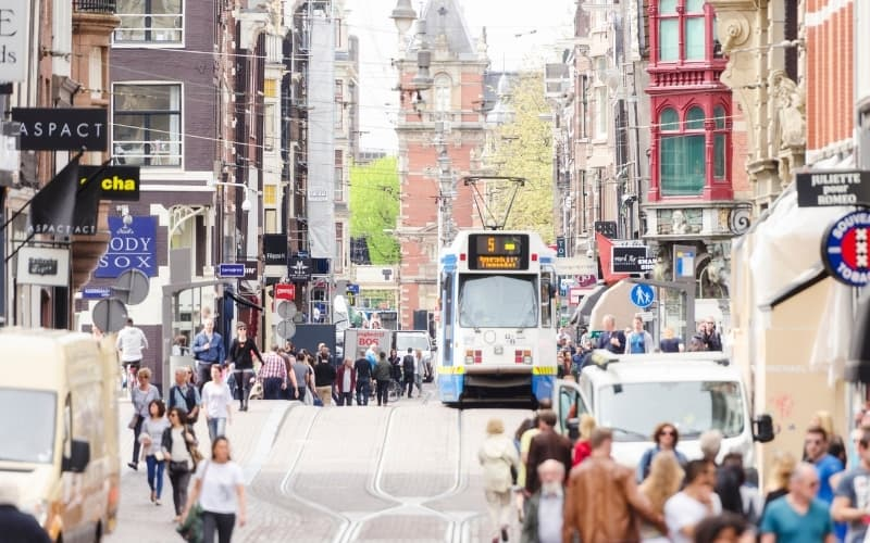 What Is the Best Way To Travel In The Netherlands - Travel around in Amsterdam