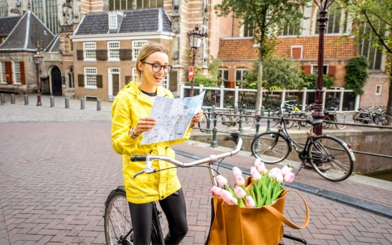 What Is the Best Way To Travel In The Netherlands - Travel by bike