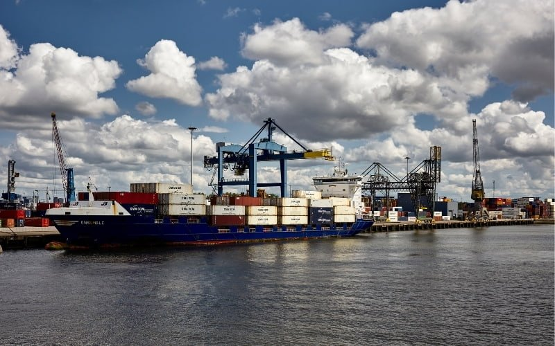 What is the netherlands best at - Port Rotterdam